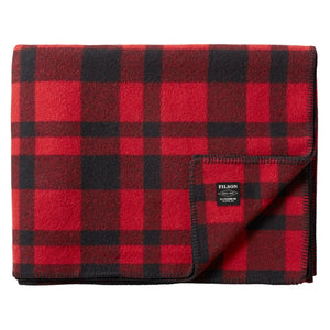 Filson Mackinaw wool blanket oyster bamboo fly rods gift