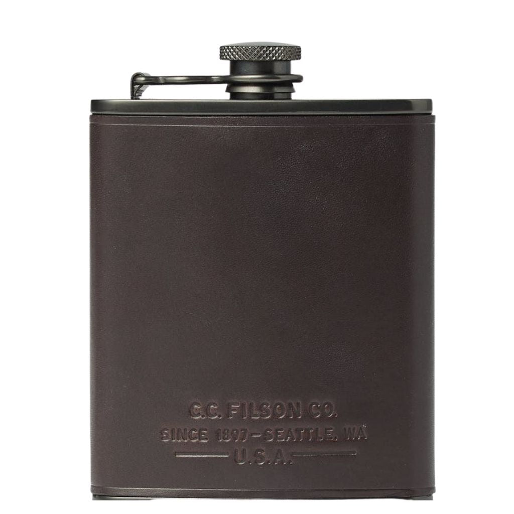 Filson Trusty Flask Oyster Bamboo Fly rods gift