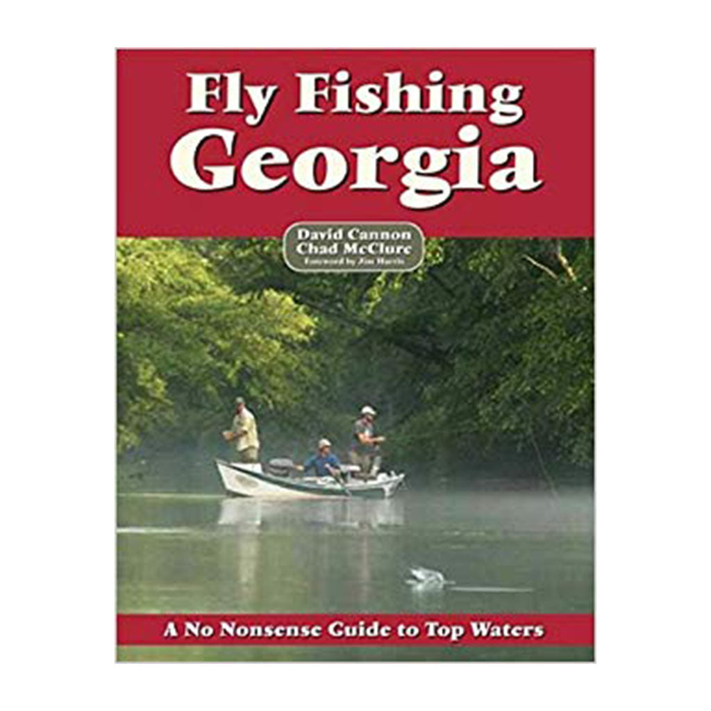 Fly Fishing Georgia Books Oyster Bamboo Fly Rods