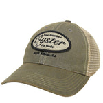 grey old favorite legacy trucker hats oyster bamboo fly rods