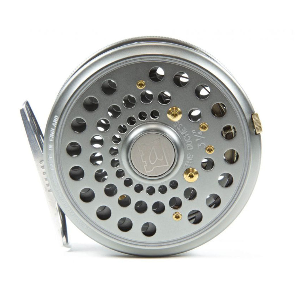 hardy duchess reel sold at oyster bamboo fly rods