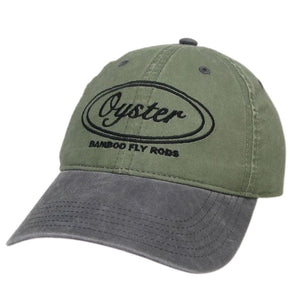Legacy Hats with Oyster Logo embroidery