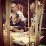 oyster bamboo fly rod making class