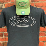 black oyster bamboo fly rods tshirt blue ridge georgia