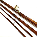 Oyster Bamboo Fly Rod 8' 7wt for sale - best bamboo fly rod