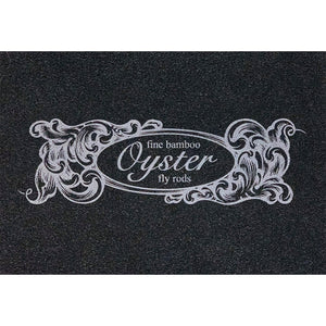 Oyster Wader Mat Oyster Bamboo Fly Rod Gift