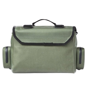 filson sportsman dry bag fly fishing oyster bamboo fly rods