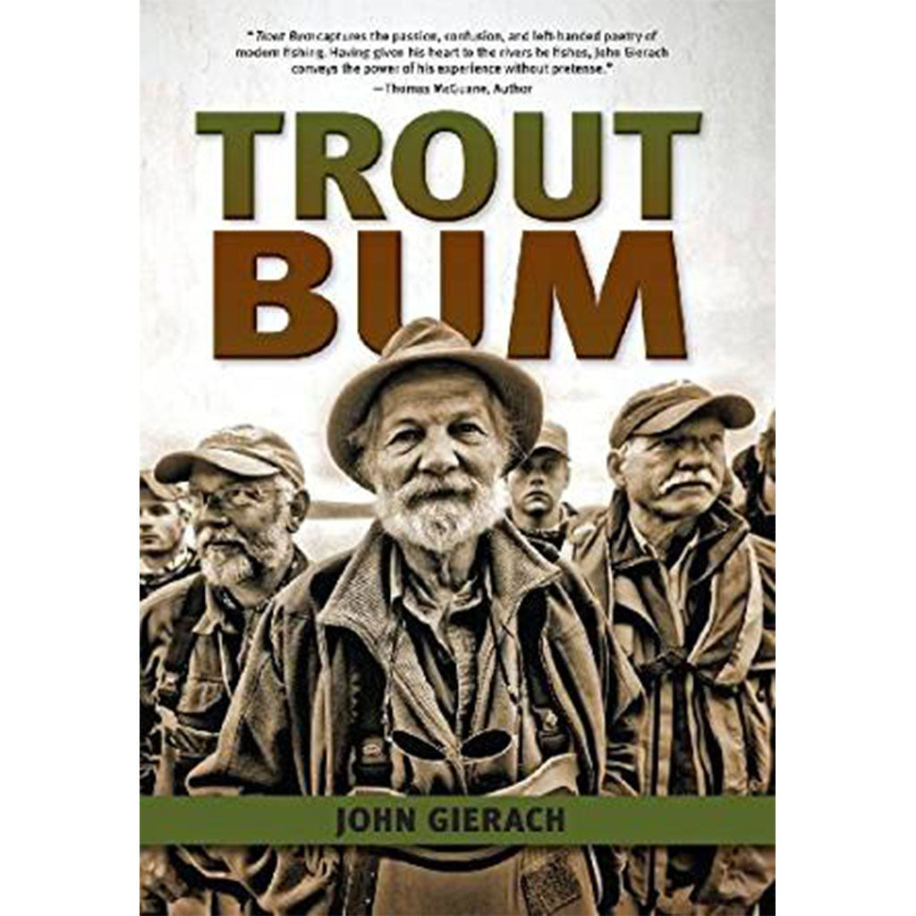 Trout Bum - Hardcover