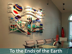 to the ends of the earth by sondra gerber