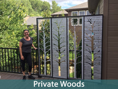 Private woods by sondra gerber
