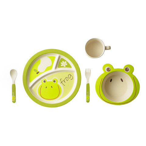 Bamboo Studio Bamboo Kids 5-Piece Frog Set