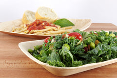 http://www.paperlesskitchen.com/products/paperlesskitchen-leafware-dinner-value-pack-10-inch-square-plate-and-6x9-tray