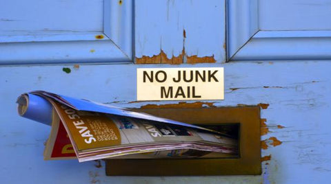 How to Cut Back on Junk Mail | PaperlessKitchen com