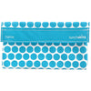 Lunchskins Snack Bag in Aqua Dot