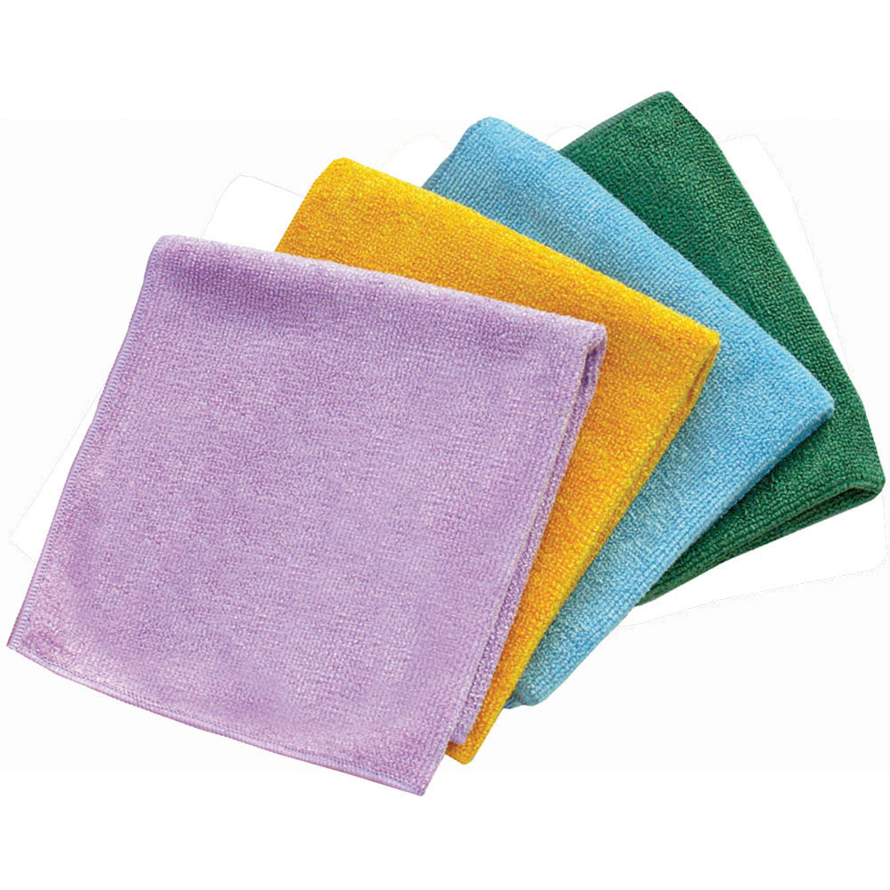 E Cloth General Purpose Cloths 4pk Paperlesskitchen Com