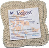 Toockies Hand Knit Dish Cloths - 3 Packs