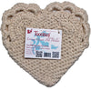 Toockies Loving Heart Pot Holder