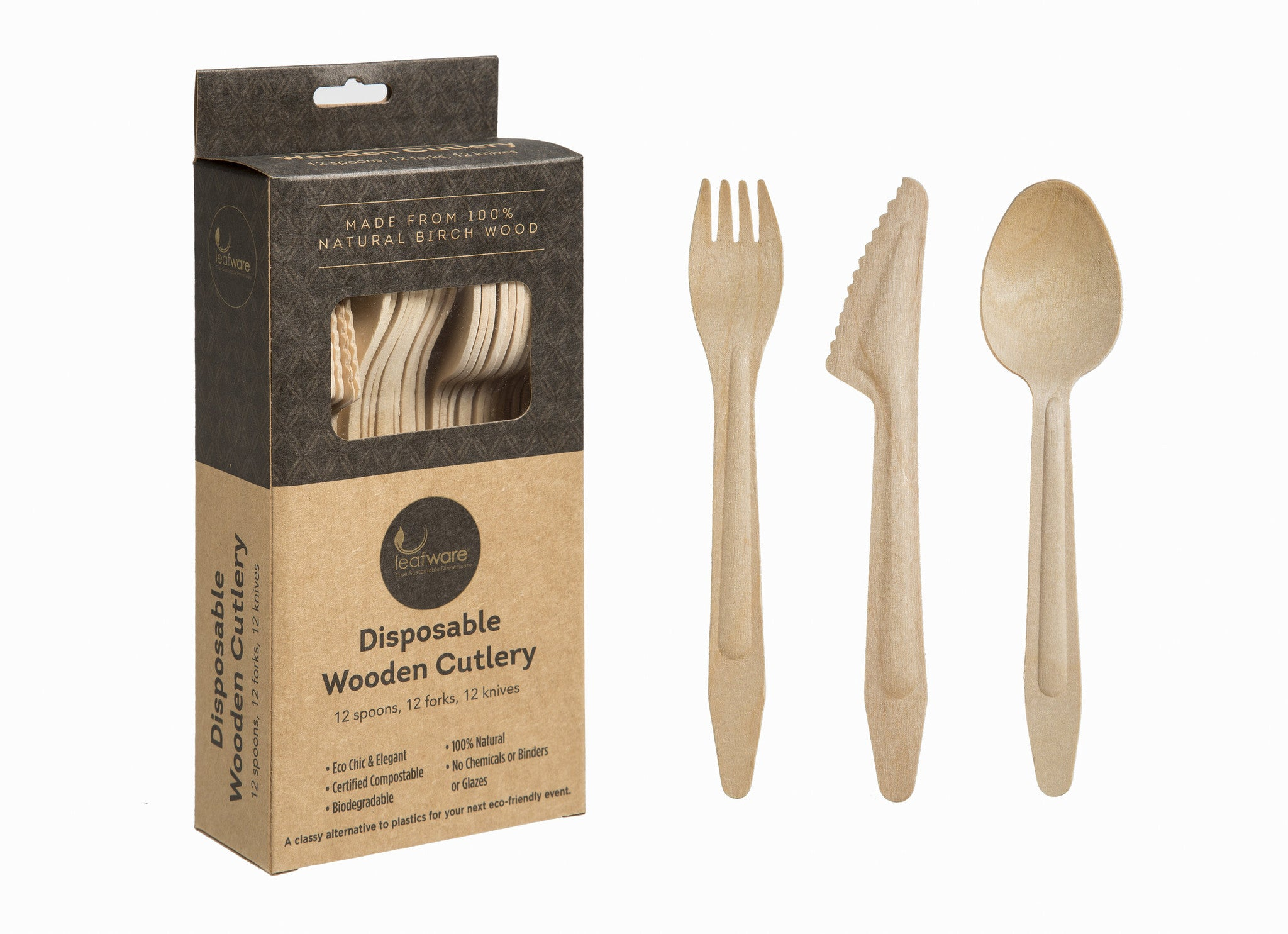 Plastic Fork Alternatives Silverware Party Pack At