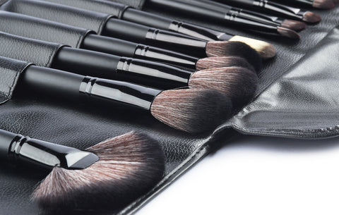 10-Piece Make-Up Brush Kit