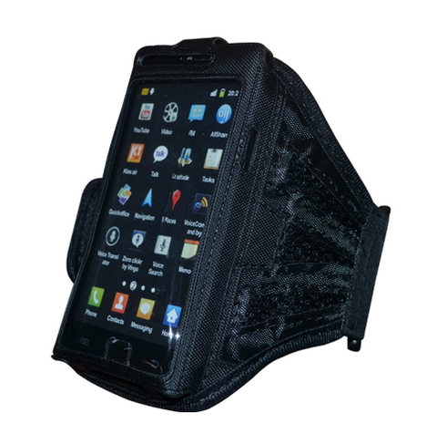 Smartphone Armband Case - With Headphones Option