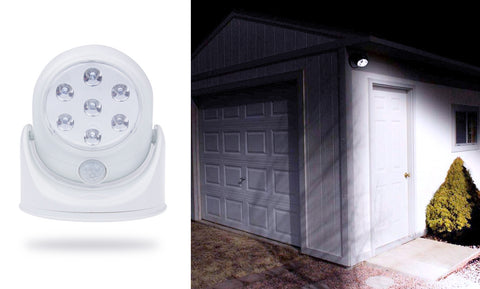 ELE1020 - LED Motion Sensor Light Garden Outdoor