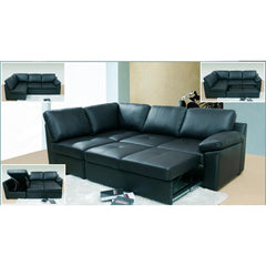 Maria Corner Sofa Bed Suite with Storage