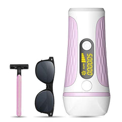 JPC-036 - Portable Ipl Machine Home Use Laser Permanent Hair Remover For Women/Men