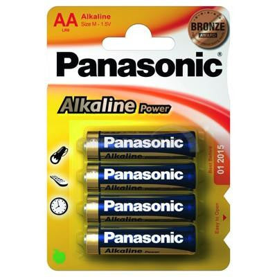 100 Panasonic Batteries Pack Bundle