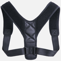 PTC - Posture Corrector for Men and Women, Best Scoliosis Back Brace Neck Pain Relief Shoulder Support, Adjustable Posture Corrector Belt Upper Support, Physical Therapy for Gym, Yoga, Girls and boys