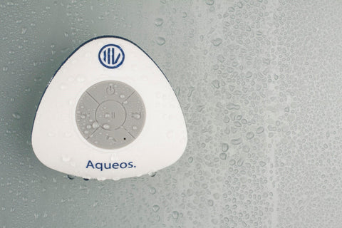 iiVO Waterproof Bluetooth Suction Shower Speaker