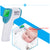 Forehead digital baby thermometer infrared for milk water room medical pacifier fever body thermometer non contact baby care