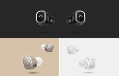 TWS BT4.2 Mini True Wireless Earphone Headphones In-ear Earphones Earbuds with Microphone
