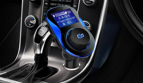 Bluetooth Car Kit V4.2 (Upgraded 2018 Chipset)