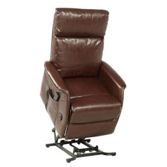 Sydney Faux Leather Electric Recliner Armchair