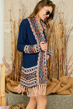 Load image into Gallery viewer, Tribal Cardi