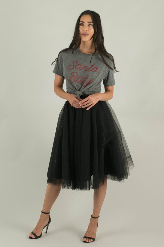 Carri Tulle Skirt