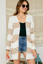 Load image into Gallery viewer, Multi colored Cardi