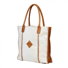 Load image into Gallery viewer, Purity Leather and Hairon Bag