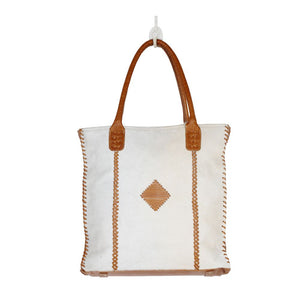 Purity Leather and Hairon Bag