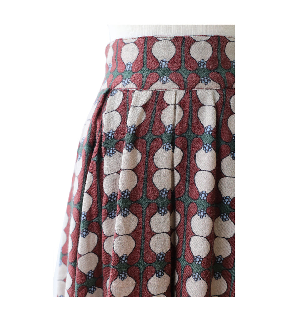 Skirt - Pinafleur Green