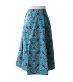 Bella Skirt - Parrot Green