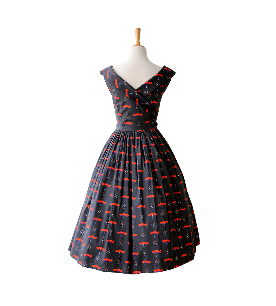 Brussels Dress - Empress Black