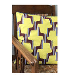 Cushion Cover - My Parlimen Yellow (Large Square)