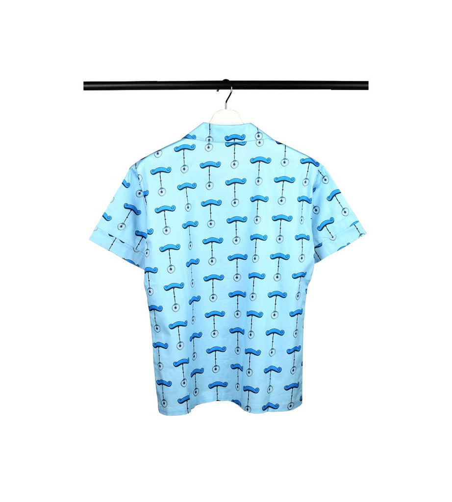 Men's Shirt - Empress Blue