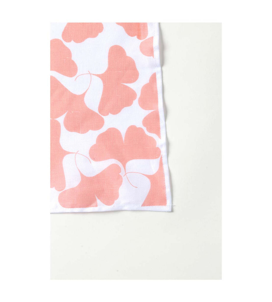Napkin - Gingko Peach