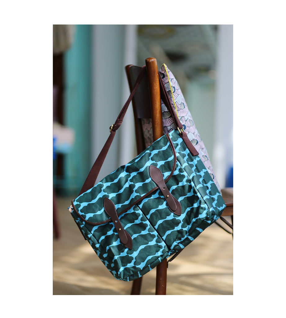 Sling Bag - Mooncake Blue