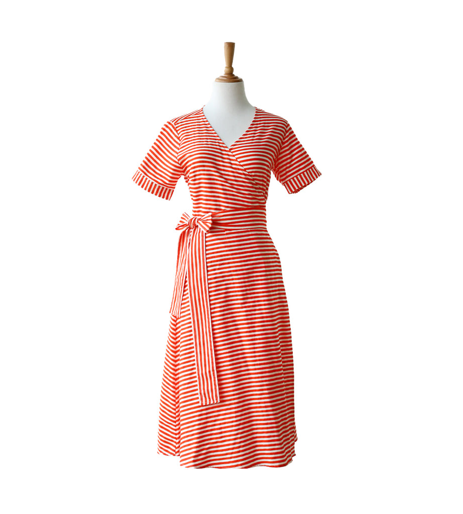 Wrap Dress - ST Tropez