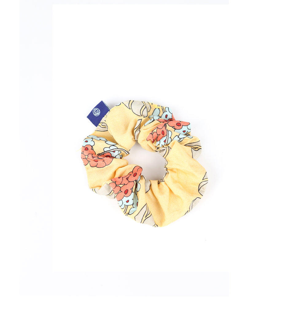 The Yellow Rose Scrunchy