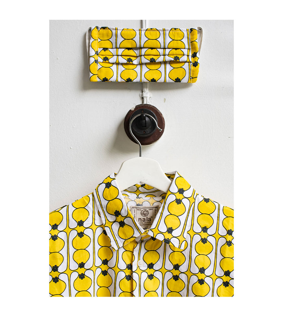 The Comeback Shirt - Pinafleur Yellow