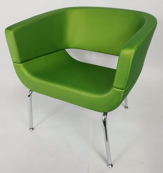 Allermuir Lola Chair A821 (green)
